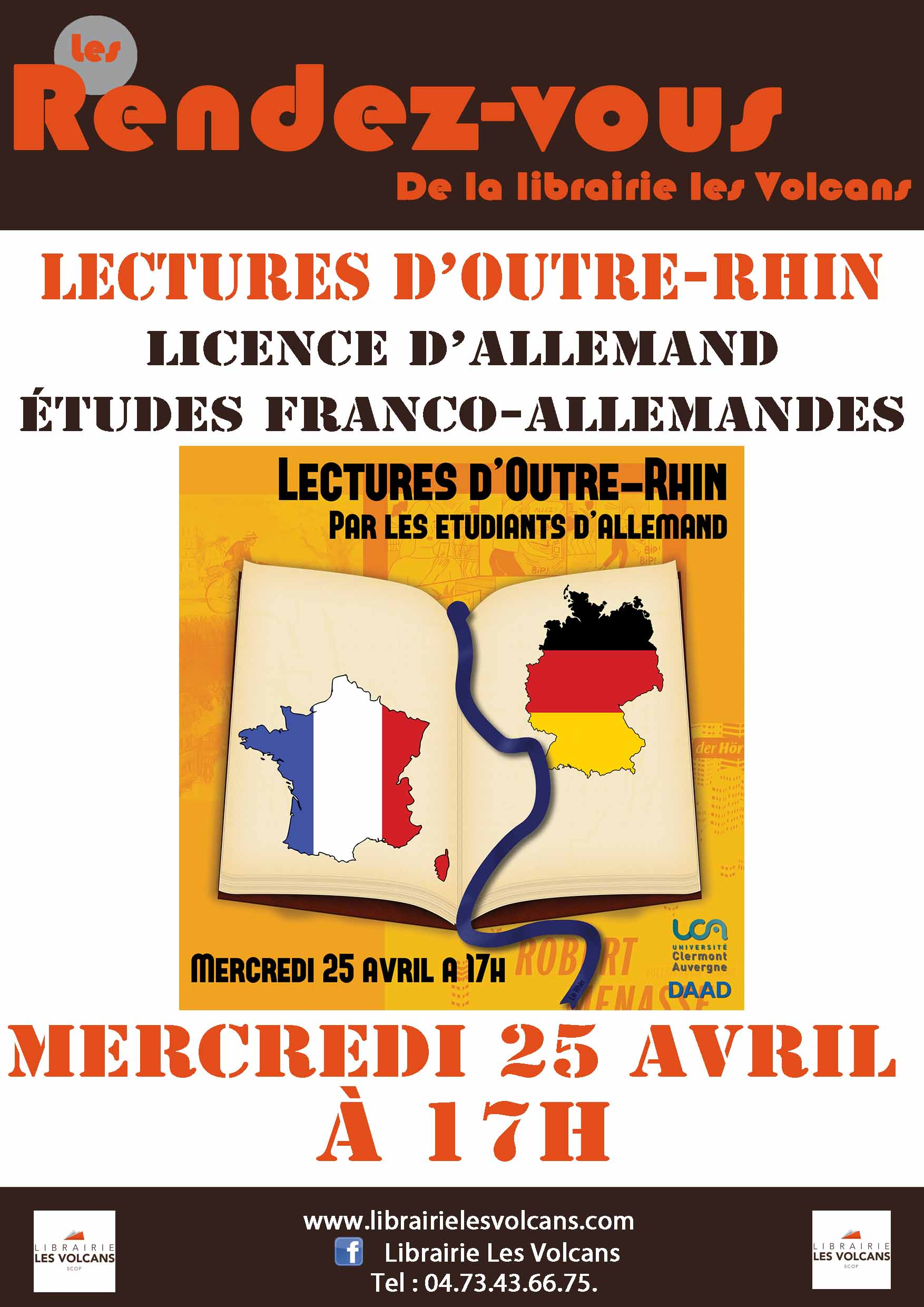 Lectures d'Outre-Rhin