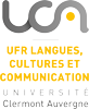logo-UFR Langues, Cultures et Communication